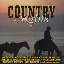 Country Nights - CD Audio