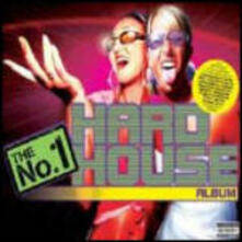 The No. 1 Hard House - CD Audio