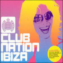 Club Nation Ibiza - CD Audio