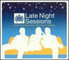Late Night Sessions - CD Audio