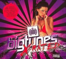 Big Tunes X-Rated - CD Audio