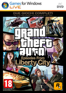 Videogioco Grand Theft Auto: Episodes from Liberty City Personal Computer 0