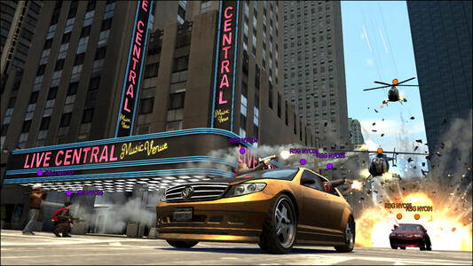 Grand Theft Auto: Episodes from Liberty City - 9