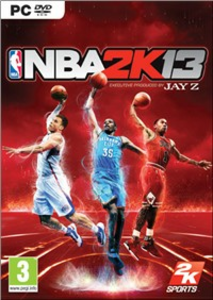Videogioco NBA 2K13 Personal Computer 0