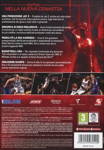 Videogioco NBA 2K13 Personal Computer 7
