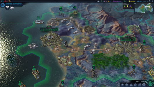 Videogioco Sid Meier's Civilization Beyond Earth Personal Computer 1