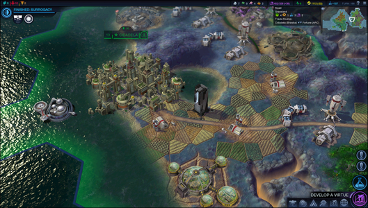 Videogioco Sid Meier's Civilization Beyond Earth Personal Computer 6
