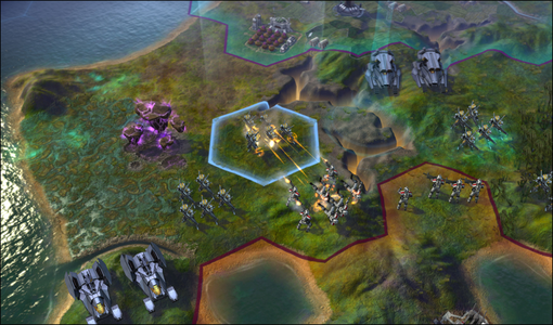 Videogioco Sid Meier's Civilization Beyond Earth Personal Computer 9