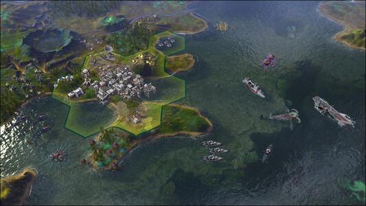Sid Meier's Civilization: Beyond Earth Rising Tide - 6