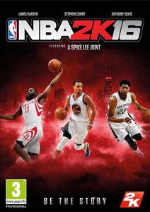 Videogioco NBA 2K16 Personal Computer 0