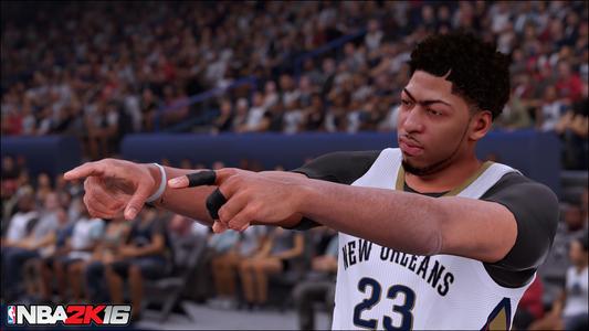 Videogioco NBA 2K16 Personal Computer 2