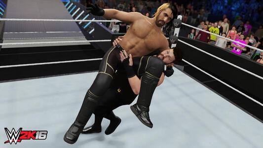 WWE 2K16 - 5
