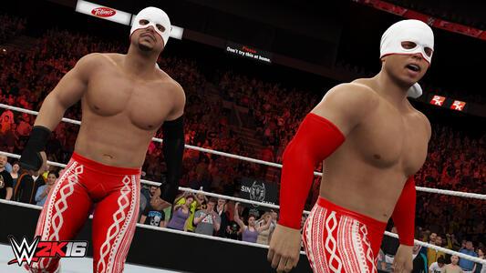 WWE 2K16 - 8
