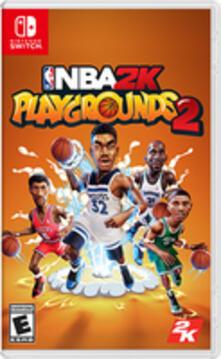 NBA 2K Playgrounds 2 - Switch