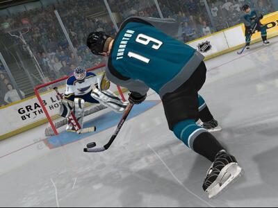 NHL 2K7 - 4
