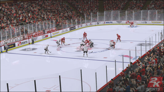 Videogioco NHL 2K9 Xbox 360 2