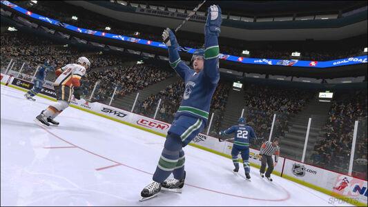 Videogioco NHL 2K9 Xbox 360 4