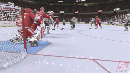 Videogioco NHL 2K9 Xbox 360 9