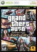 Videogiochi Xbox 360 Grand Theft Auto: Episodes from Liberty City