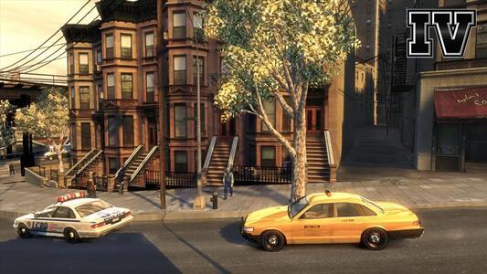 Grand Theft Auto IV - 5