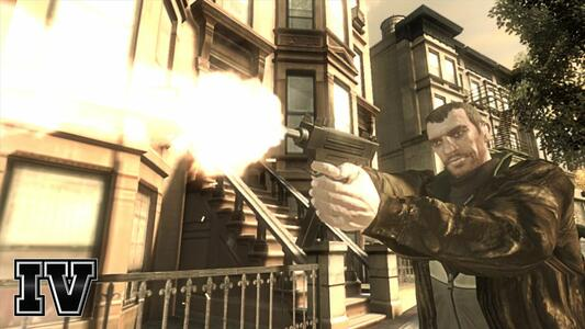 Grand Theft Auto IV - 10