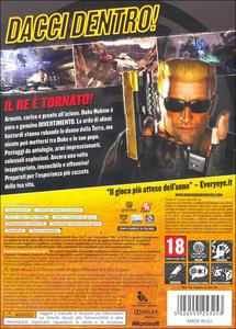 Videogioco Duke Nukem Forever Xbox 360 10