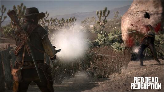 Videogioco Red Dead Redemption Classics Xbox 360 4