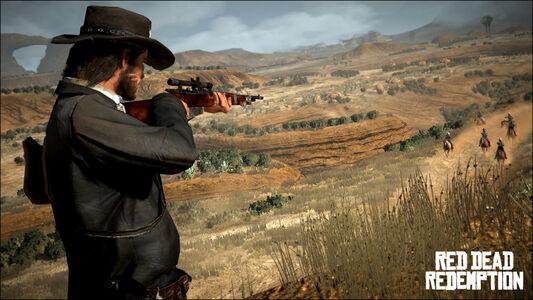 Videogioco Red Dead Redemption Classics Xbox 360 5