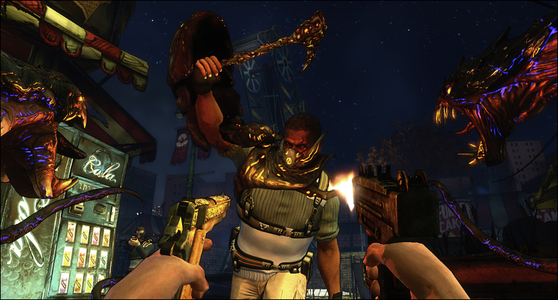 Videogioco Darkness II Xbox 360 4