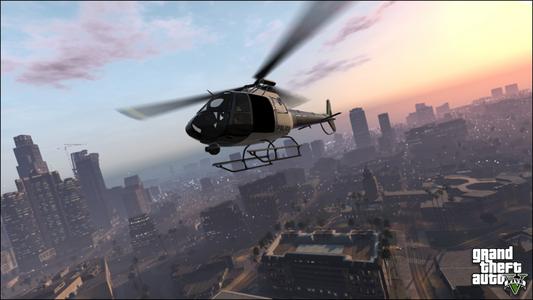 Videogioco Grand Theft Auto V (GTA V) Xbox 360 1