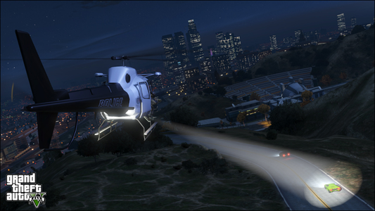 Videogioco Grand Theft Auto V (GTA V) Xbox 360 6