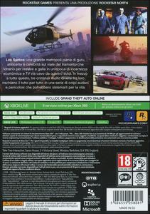 Videogioco Grand Theft Auto V (GTA V) Xbox 360 10