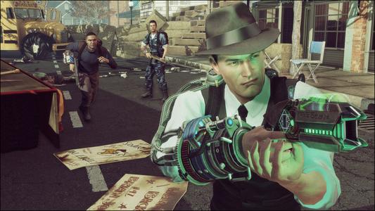 Videogioco Bureau: XCOM Declassified Xbox 360 4