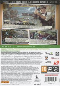 Videogioco Bureau: XCOM Declassified Xbox 360 8