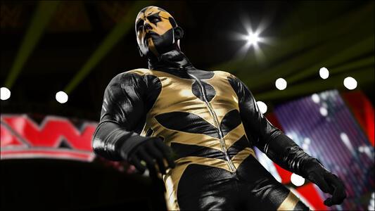 WWE 2K15 - 2
