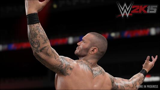 WWE 2K15 - 4