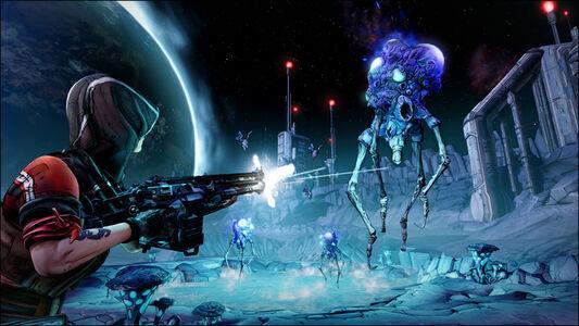 Videogioco Borderlands: The Pre-Sequel! Xbox 360 1