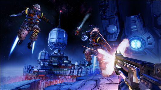 Videogioco Borderlands: The Pre-Sequel! Xbox 360 4