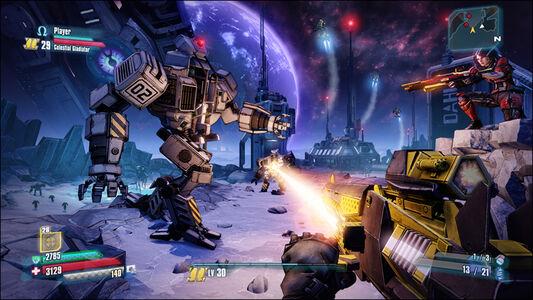 Videogioco Borderlands: The Pre-Sequel! Xbox 360 5