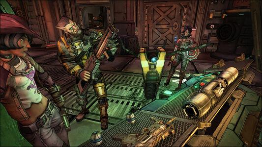Videogioco Borderlands: The Pre-Sequel! Xbox 360 8