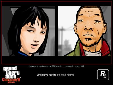 Videogioco Grand Theft Auto: Chinatown Wars Sony PSP 4