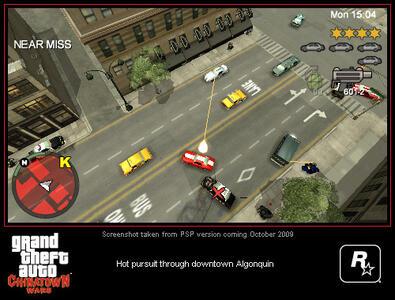 Grand Theft Auto: Chinatown Wars - 9