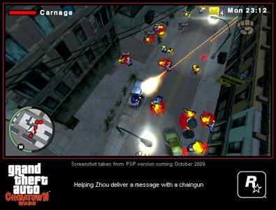 Grand Theft Auto: Chinatown Wars - 10