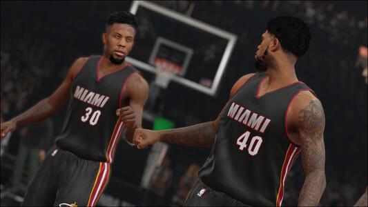 NBA 2K15 - 4