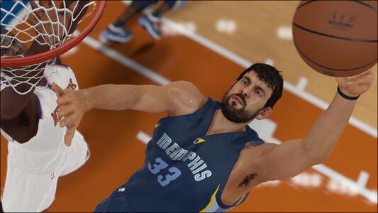 NBA 2K15 - 6
