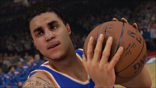NBA 2K15 - 11