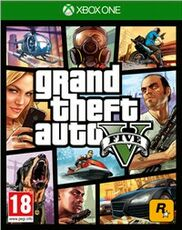 Videogiochi Xbox One Grand Theft Auto V (GTA V)