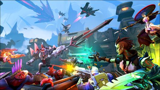 Videogioco Battleborn Xbox One 4
