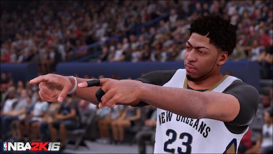 NBA 2K16 - 5
