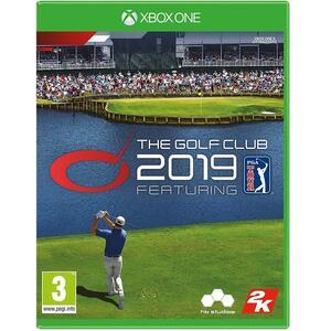 The Golf Club 2019 Featuring PGA Tour - XONE